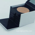 Paper makeup compact mirror