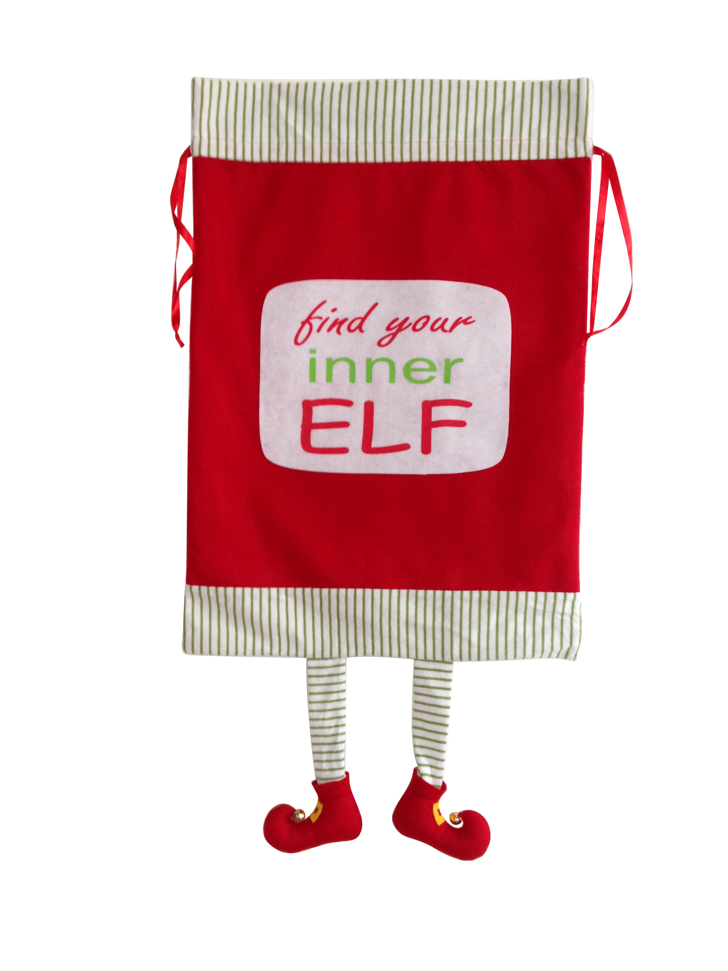 Christmas Elf Sack