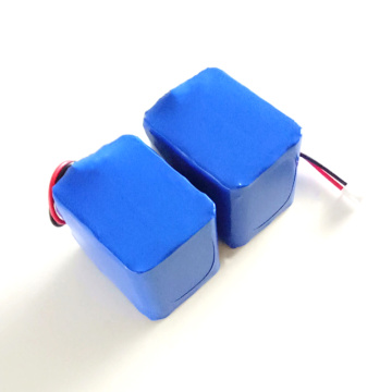 18650 1S12P 3.7V 40200mAh Li Ion Battery Pack