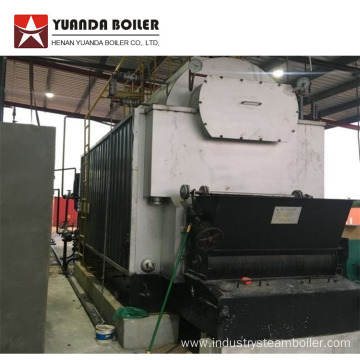 Automatic Feeding 4 Ton Coal-Fired Steam Boiler