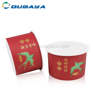 wholesale food grade PP plastic pudding jelly cup