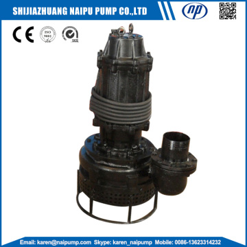 ZJQ 30-20-5.5 Submersible Slurry Pumps with agitator