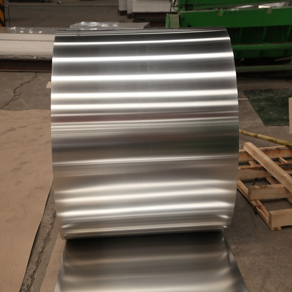 Mill Finish Aluminum Coils