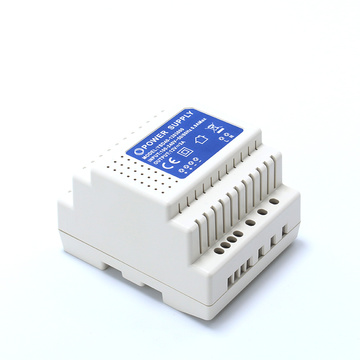 40W Din Rail Power Supplyy Dual Output 24Vdc