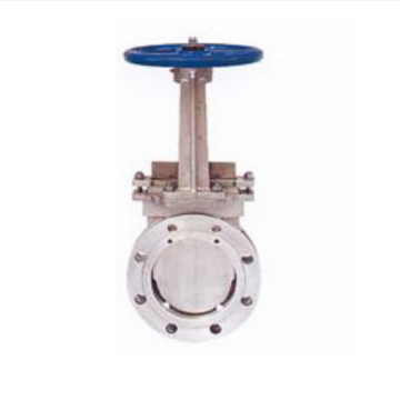 Manual Operated Wafer WCB Knife Gate Valve