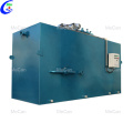 Guaranteed quality wastewater sewage treatment unit