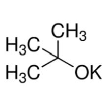 potassium tert butoxide strong base