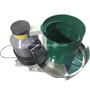Spring Vibratory Bowl Feeder Design