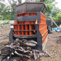 New Container Hydraulic Scrap Metal Shearing Machine