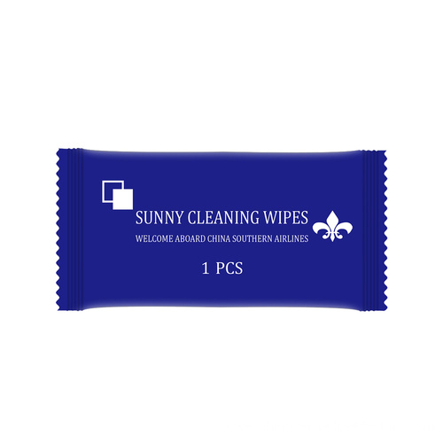 Disposable Cleaning Hotel Wet Wipes