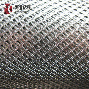 Galvanized Expanded Metal Mesh Sheet