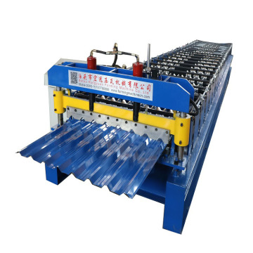 Automatic Roofing Panel Forming Machine