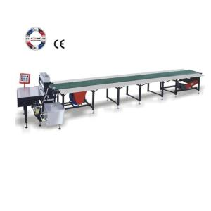 Manual Paper Feeding and glue Pasting Machine