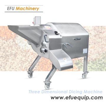 Large Scale Three Dimensional Dicing Machine