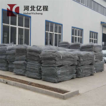 China PVC gabion wire mesh supplier of heavy gauge