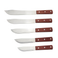 kitchen butcher knife different size
