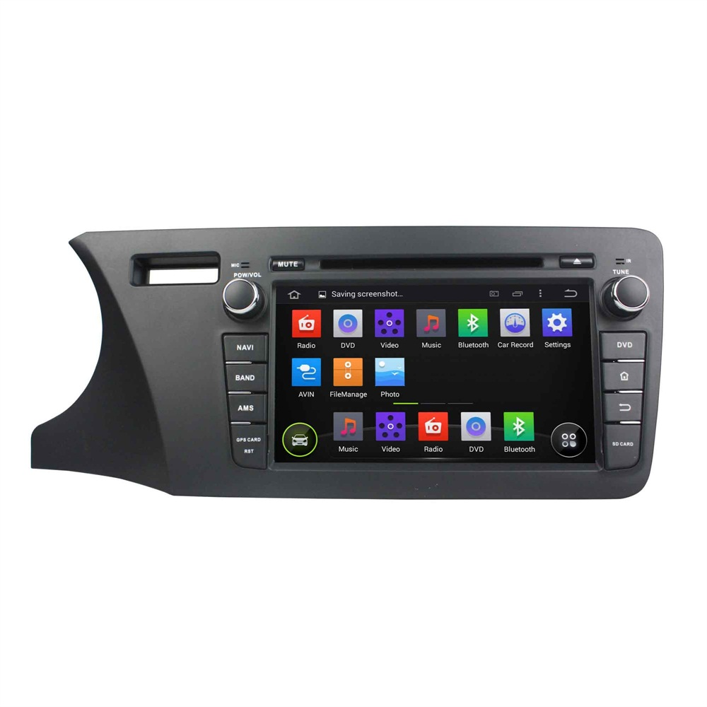 CITY 2014 8 inch Honda dvd player