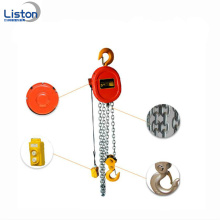 DHS electric chain hoist chain pulley block