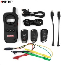 KEYDIY KD-X2 Remote Maker Unlocker and Generator-Transponder Cloning Device with 96bit 48 Transponder Copy Function