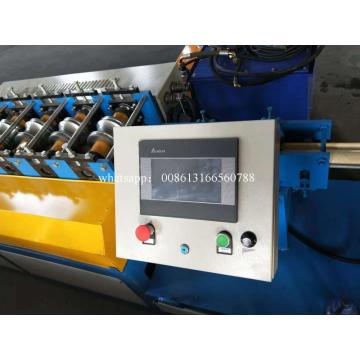 Shutter Door Roll Forming Machine With Embossing
