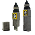Eiffel Tower Shaped USB Flash Drive
