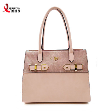 Ladies Cheap PU Leather Shoulder Bags Handbags
