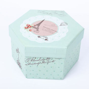 Customized Large Sweet Candy Gift Packaging Box