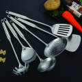 Polish Kitchen Utensils Stainless Steel Cooking Tools