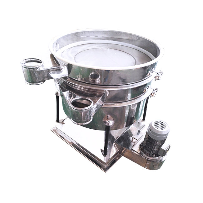 Large Capacity Tumbler Vibrating Screen Machine