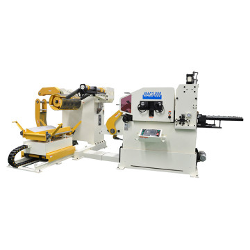 Decoiler Straightener NC servo Feeder for press line