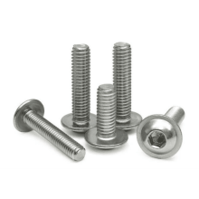 Hot-sale Galvanized Round head bolts