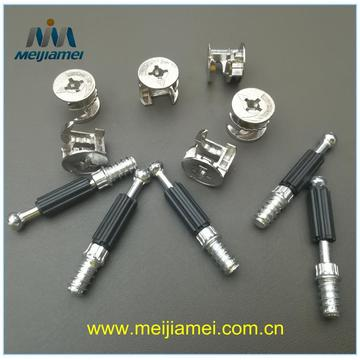 Furniture Connecting Nut and Bolts Zinc Cam