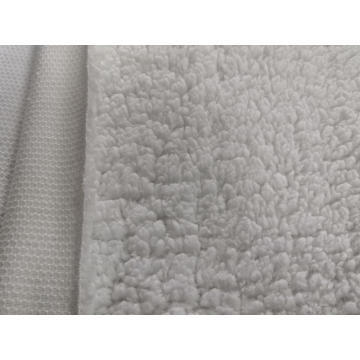 100% Polyester Sherpa Fleece big antipilling fabric