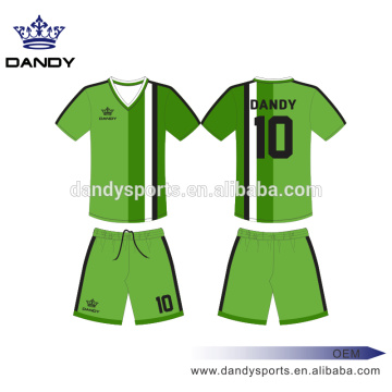 Full sublimation soccer jerseys