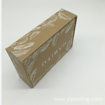3 layer corrugated color printing package electronic product