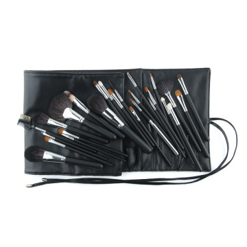 Cosmetics brush sets makeup goat hair private label