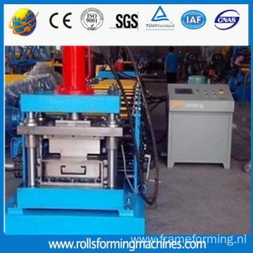 C Z Used Roll Forming Machine