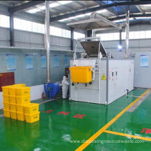 Infectious Waste Disinfection Unit