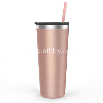 Personalized Stainless Steel Insulated Tumbler Cup With Lid