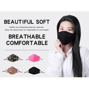 Adult Kids reusable Cloth Face Mask with Filter