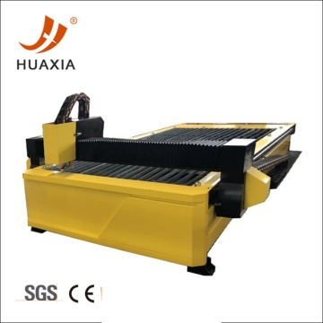 China Plasma Cutting Machine 1500*3000mm CNC Machine Plasma Cutter for Metal