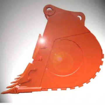R215-7 excavator attachment bucket