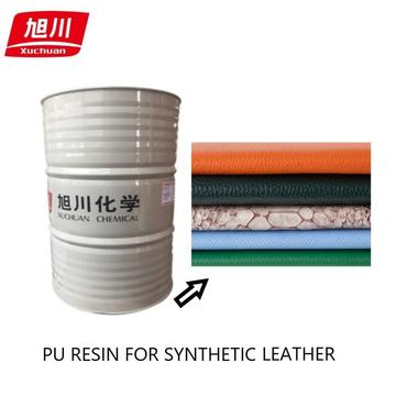 Pu resins for tranfer film process