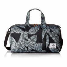 Logotipo personalizado Trendy Fashion Roomy Gym Sport Duffel Bag para mujeres con compartimento para zapatos