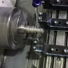 Precision Turning Machining 303 Stainless Steel Tube