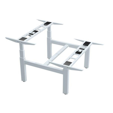 Workstation Height Adjustable Desk Standing 4 Leg