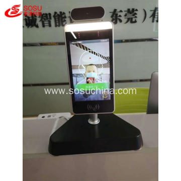 Face Recognition Intelligent Attendance temperature tool