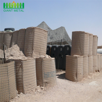Factory defensive sand bag hesco barriers for sale