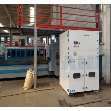 Auto Cleaning Dust Collector for Stationary Filter Units