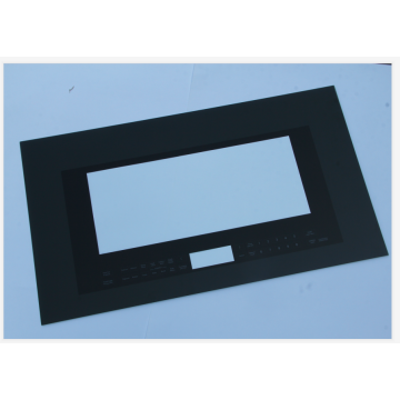 high quality microwave oven glass panel